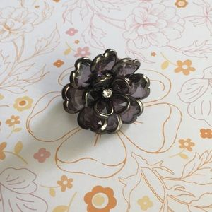 🌸3for$15 Flower Statement Ring